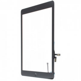 Vitre tactile iPad Air - Noir