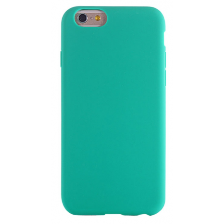 Housse silicone iPhone 6 / 6S - Vert