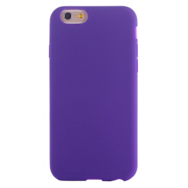 Housse silicone iPhone 6 / 6S - Violet