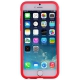 Housse silicone iPhone 6 / 6S - Rouge