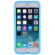 Housse silicone iPhone 6 / 6S - Turquoise