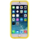 Housse silicone iPhone 6 / 6S - Jaune