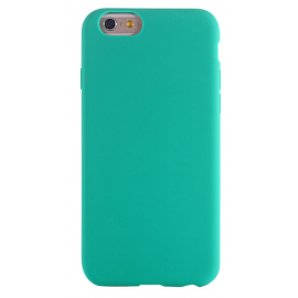 Housse silicone iPhone 5 / 5S / SE - Vert