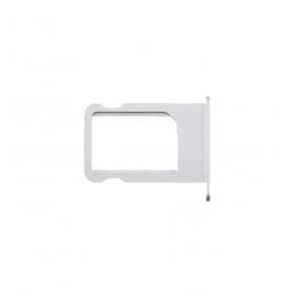 Tiroir / Rack SIM iPhone 5S - Argent