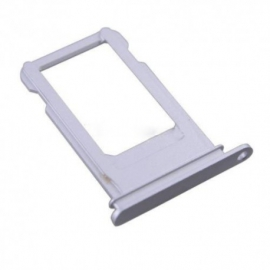 Tiroir / Rack SIM iPhone 6 - Argent